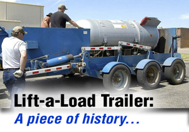 Lift-a-Load with Nuclear Bomb