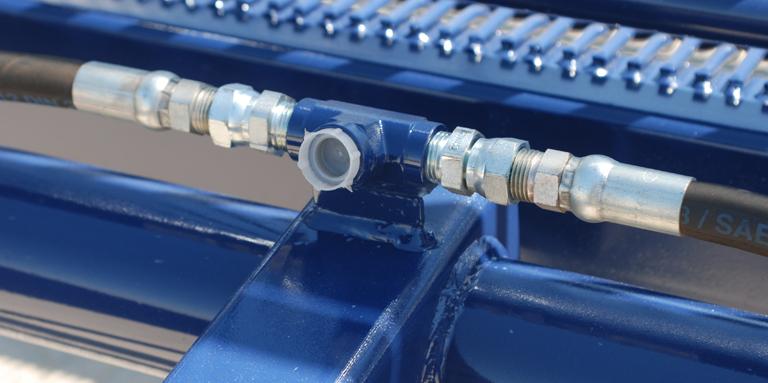 Livestock Trailer Hydraulic Connectors